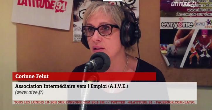 [Archive Lat91] ITW VIDEO de Corinne Felut de l'A.I.V.E.