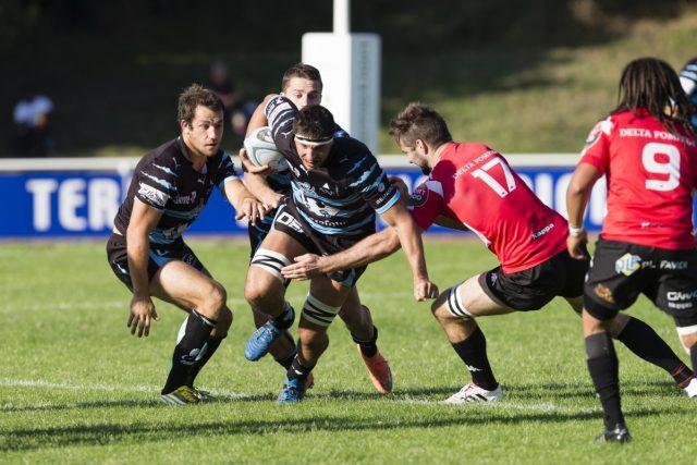 Rugby : Massy craque après la pause