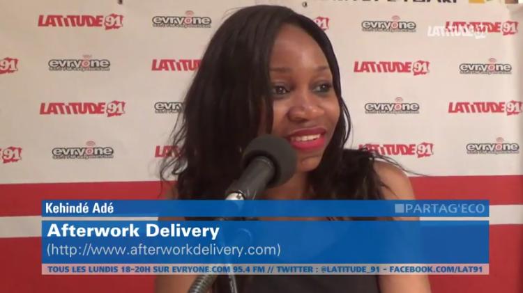 """[Archive] PartagEco : Kehindé Adé """"Afterwork Delivery"""""""
