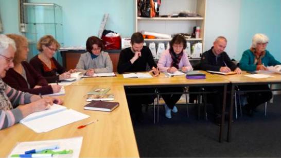 En Essonne, des ateliers d'écriture itinérants ouverts à tous