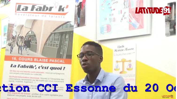 Election CCI Essonne – 2016 – Emmanuel MILLER