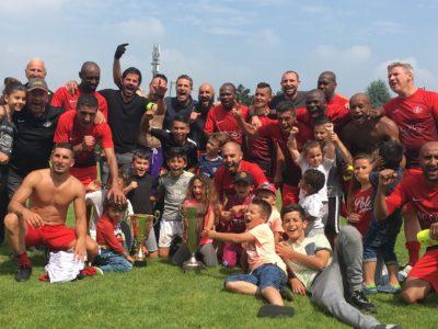 Coupe de l'Essonne : Linas roi du District