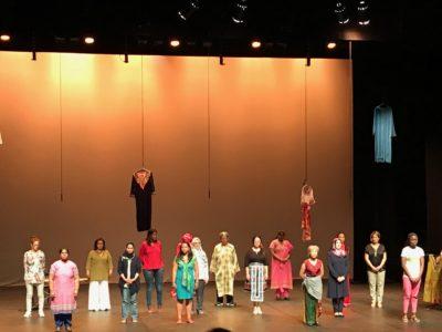RIS-ORANGIS- Histoire d'Exil : quand la migration s'invite au théâtre.