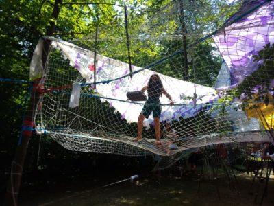 Evry – Bellastock Festival 2k18 édition « Cime City » : entre architecture et nature