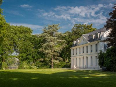 Réouverture du domaine départemental de Montauger : la nouvelle Maison de l'environnement de l'Essonne