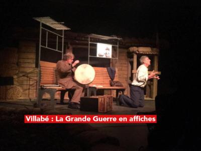 Villabé : La Grande Guerre en affiches