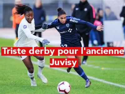 Triste derby pour l'ancienne Juvisy