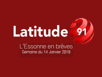 L'ESSONNE EN BRÈVES – Semaine du 14 janvier 2019