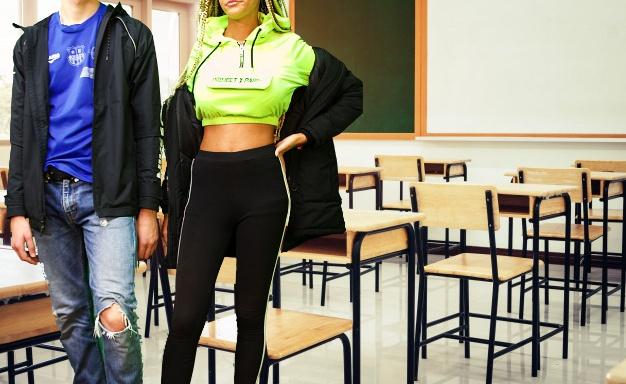 image uniforme école